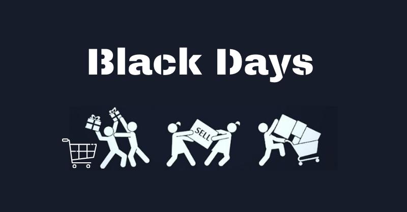 Sconti Melascrivi, offerte in arrivo per il Black Friday