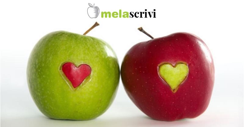 Febbraio, il mesa degli innamorati, su Melascrivi una promozione su misura per voi.