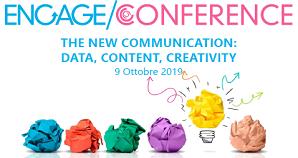 Melascrivi sponsor all'Engage Conference 2019