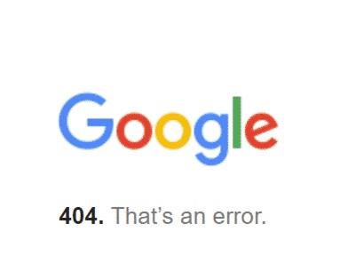 Errore codice http