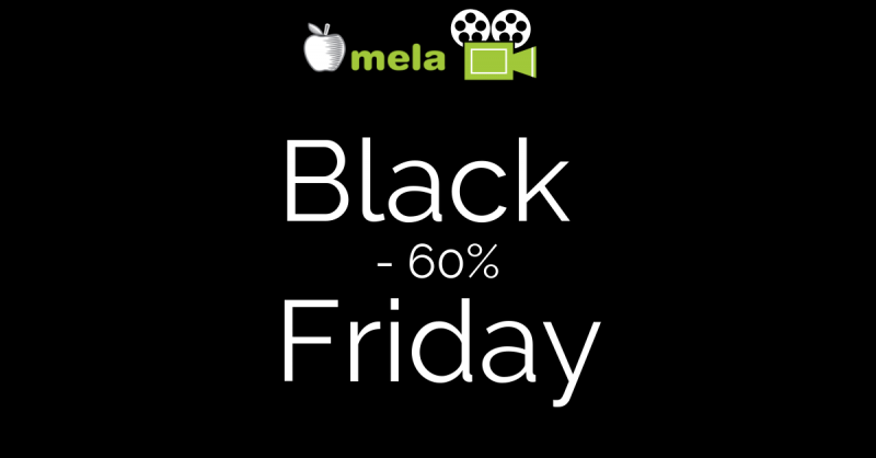 Black Friday, prova MelaProduci