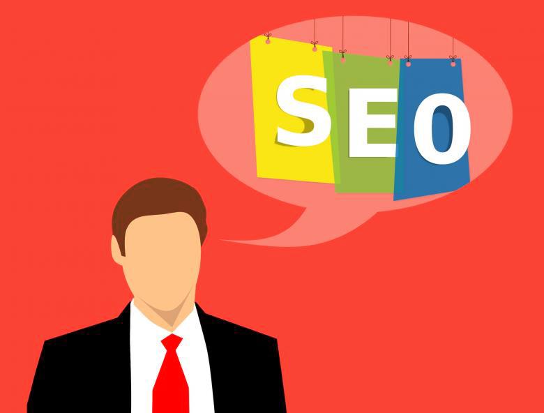 Uno specialista nell'ottimizzazione SEO di siti web
